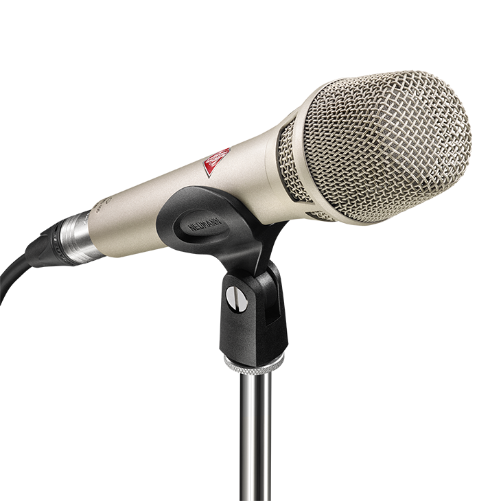 Product detail x2 desktop kms 105 with sg105 neumann stage microphone m
