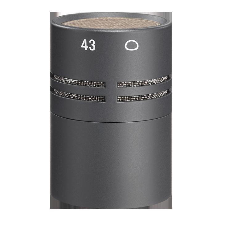 Product detail x2 desktop ak 43 neumann miniature microphone capsule m