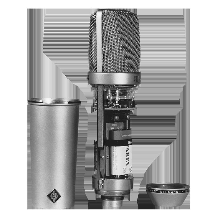 Product detail x2 desktop u 77 1 neumann studio microphone h