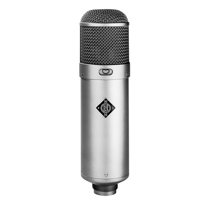 Product detail x2 desktop u 48 neumann studio microphone h