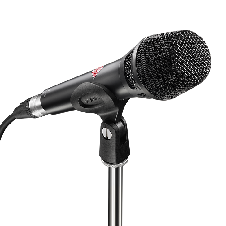 Product detail x2 desktop kms 104 plus bk with sg105 neumann stage microphone m