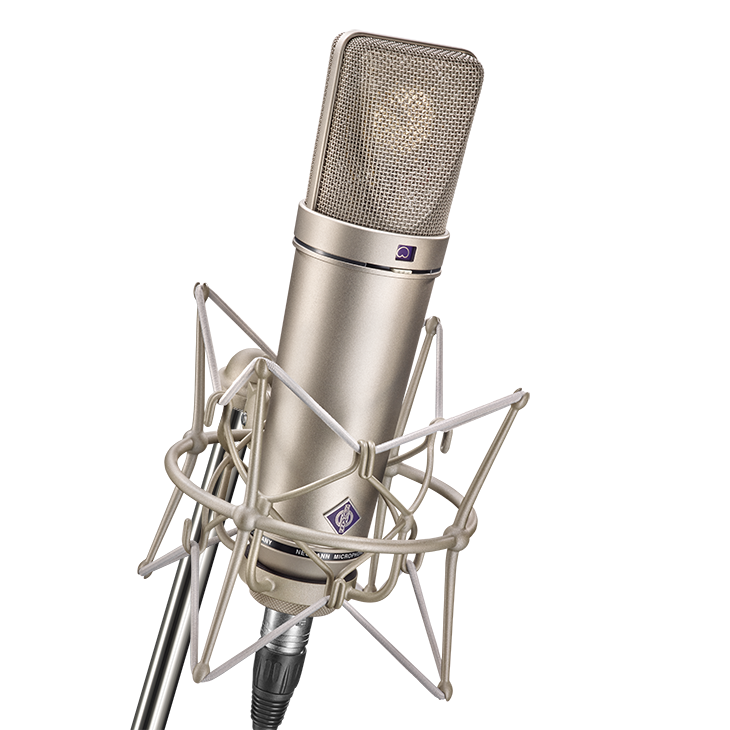 Product detail x2 desktop u 87 ai studio set neumann studio microphone m