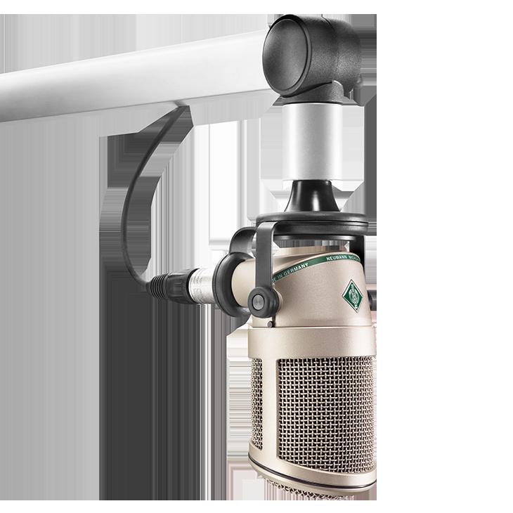 Product detail x2 desktop bcm 705 neumann broadcast microphone m