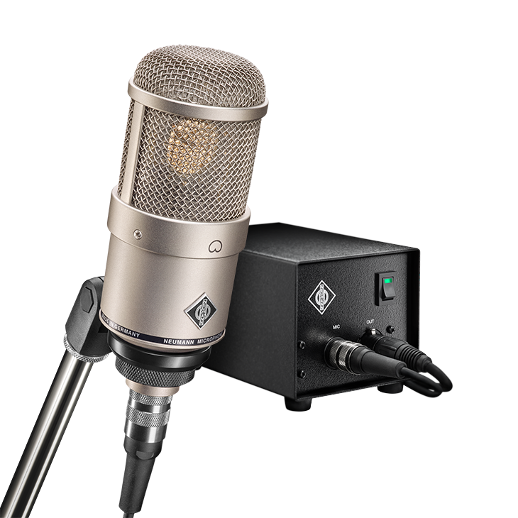 Product detail x2 desktop m 147 tube neumann studio tube microphone m