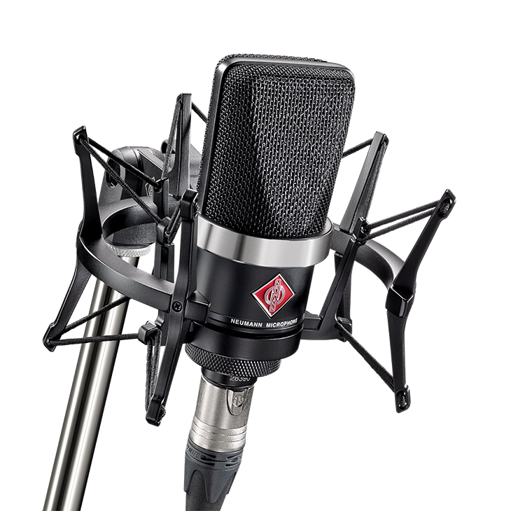 Product detail x2 desktop tlm 102 bk with ea4 neumann studio microphone m