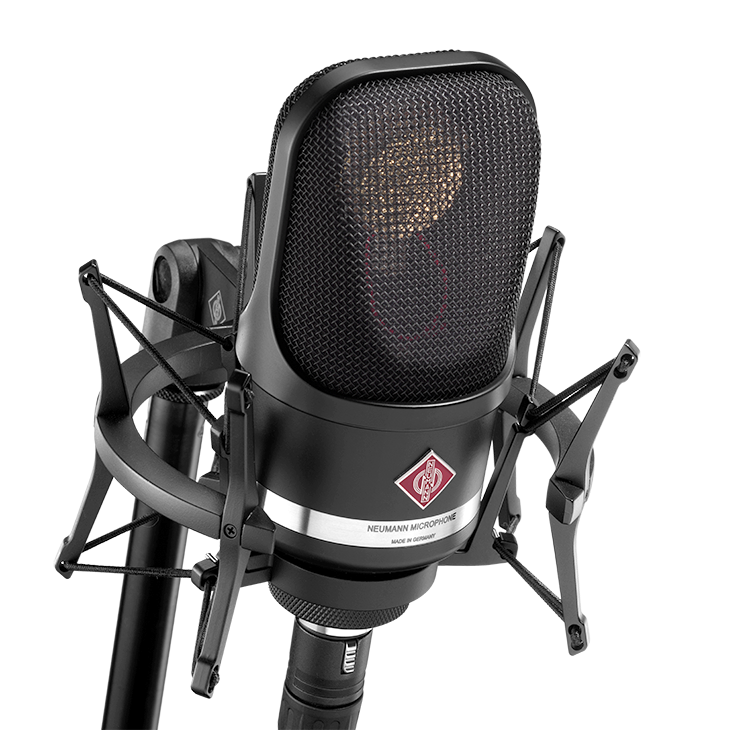 Product detail x2 desktop tlm 107 bk with ea4 neumann studio microphone m