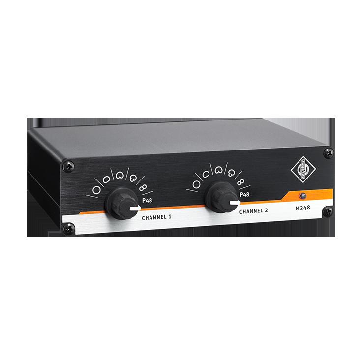Product detail x2 desktop n 248 front neumann power supply m
